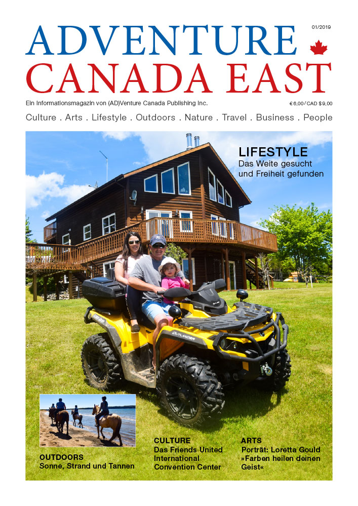 Adventure Canada East - Ausgabe 1/2019