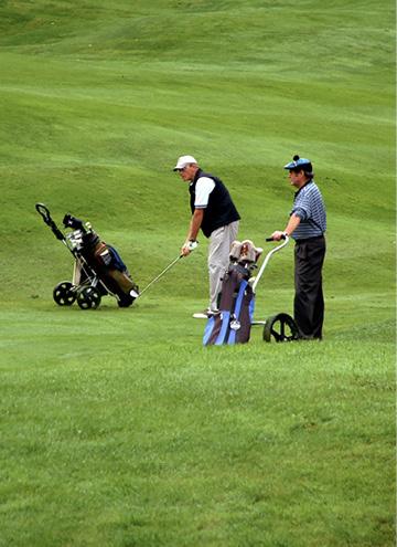 Golfplatz in Sydney