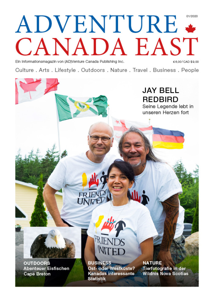 Adventure Canada East - Ausgabe 1/2020