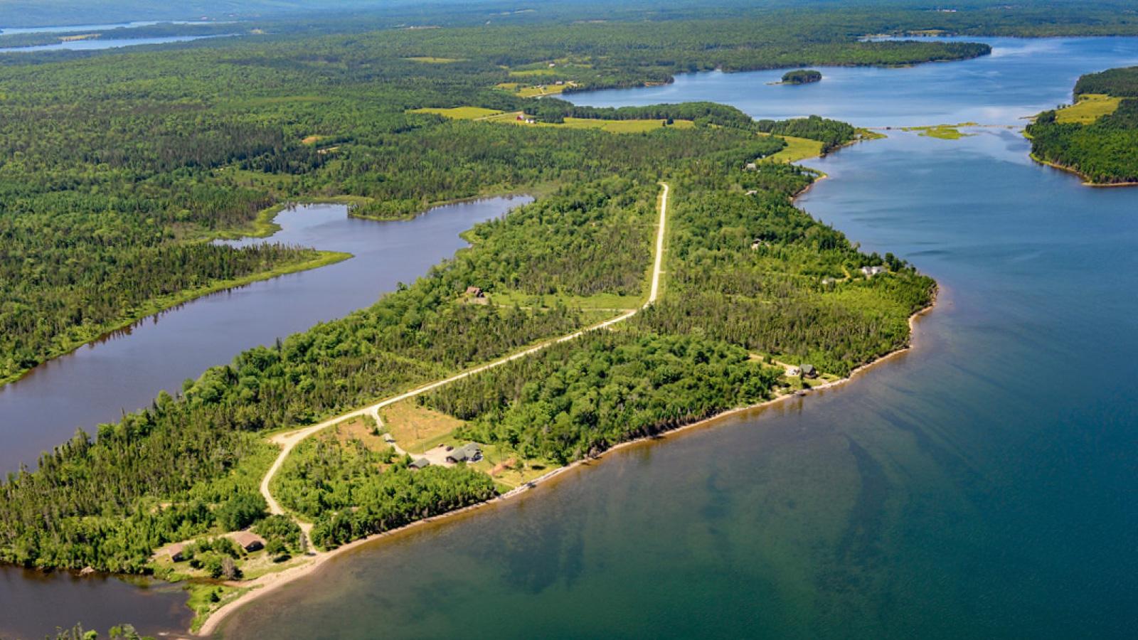 Canadian Pioneer Estates Ltd. Erschließung in 1998, 55 Lots