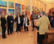 "Dritte ""Indigenous Art Exhibition"" an der St. Francis Xavier University"