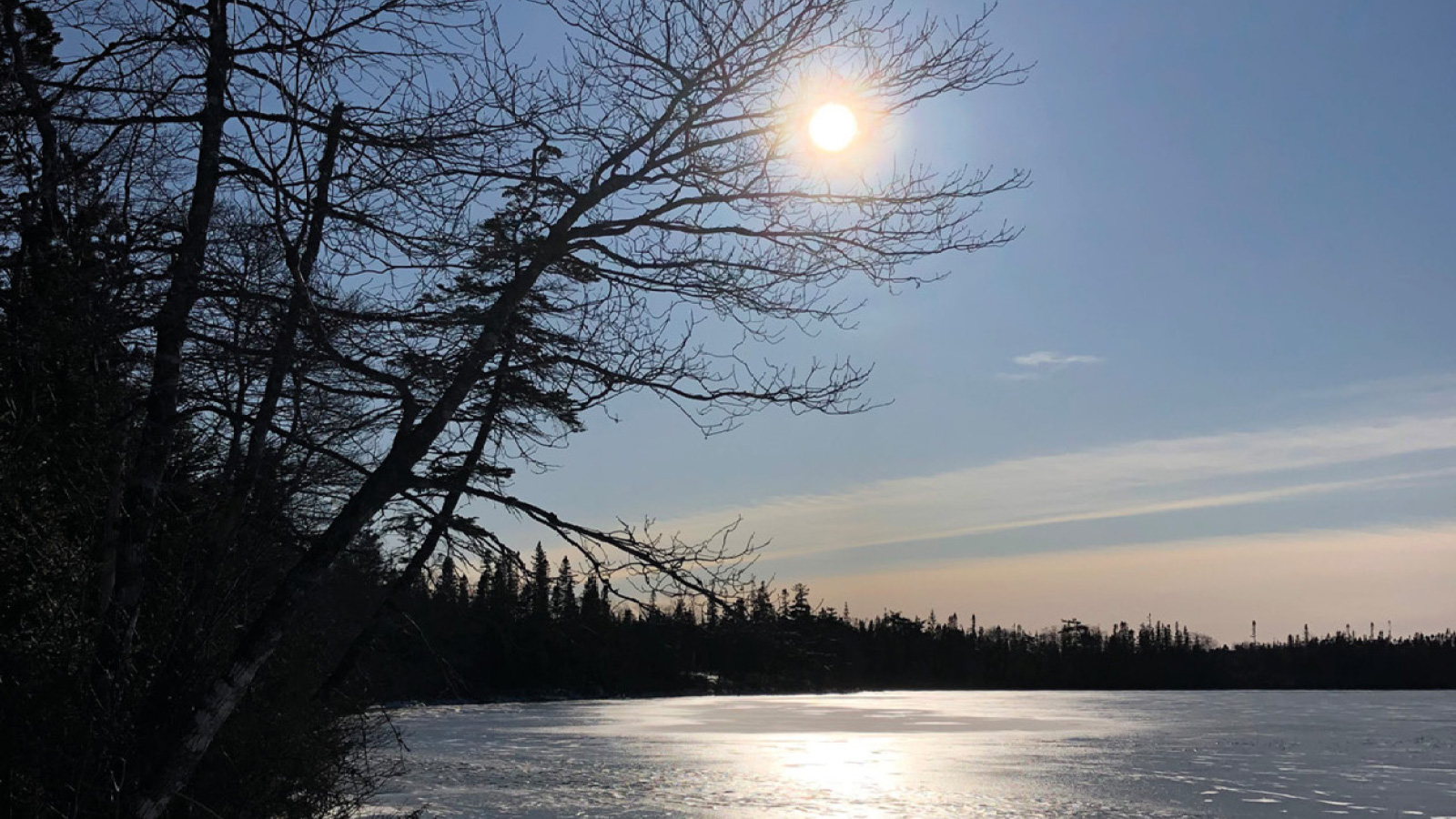 Winter-Wunderland Cape Breton