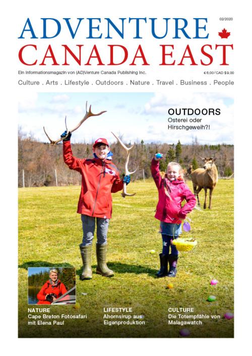Adventure Canada East - Ausgabe 2/2020