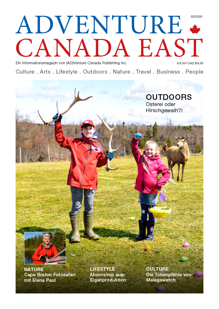 Adventure Canada East - Ausgabe 2/2020
