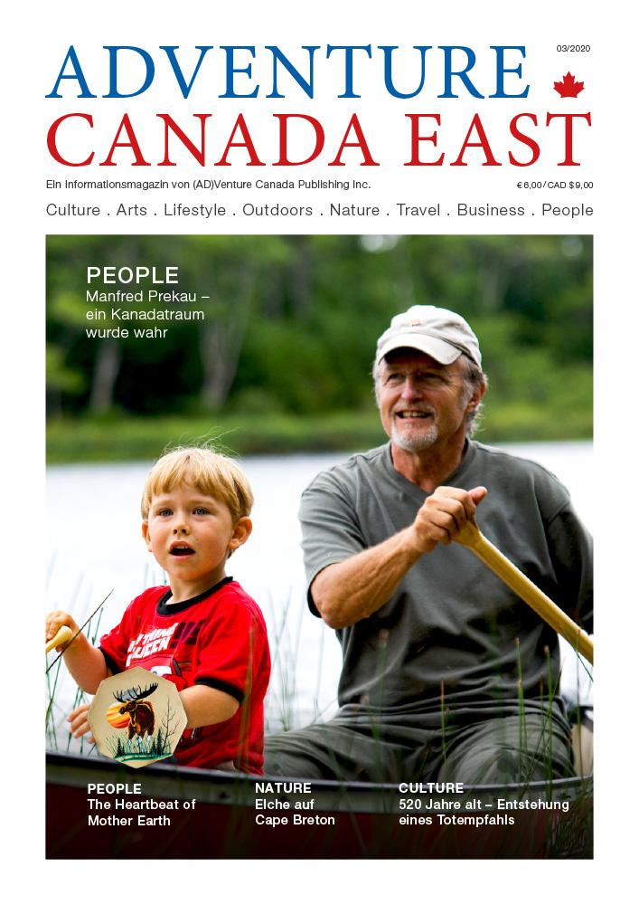 Adventure Canada East - Ausgabe 3/2020