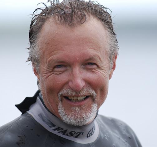 Manfred Prekau lebt nun auf Cape Breton (Nova Scotia/Kanada)